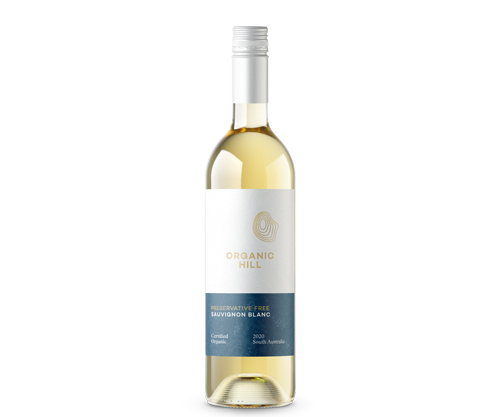 Organic Hill Organic Sauvignon Blanc 750ml