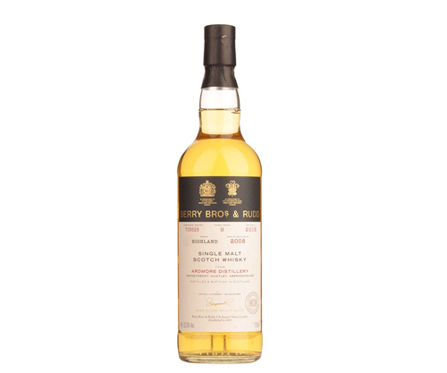 Berrys Ardmore 2008 Malt Single Malt Scotch Whisky 700ml