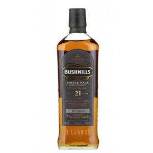 Bushmills 21 Year Old Irish Whiskey 700ml