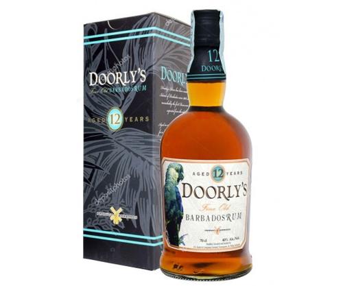 Doorly's 12 Year Old Barbados Rum 700mL