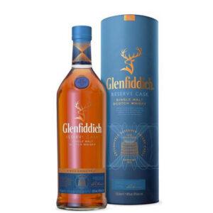 Glenfiddich Reserve Cask Single Malt Scotch Whisky 1000ml