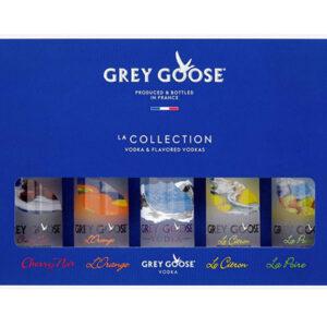 Grey Goose La Collection Vodka 5 x 50mL