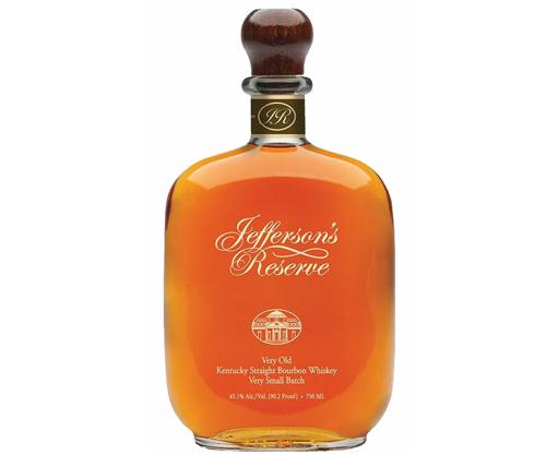 Jeffersons Reserve Bourbon 750mL