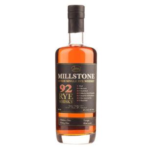 Millstone 92 Rye Whisky 700ml