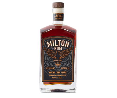 Milton Rum Spiced Cane Spirit 700ml