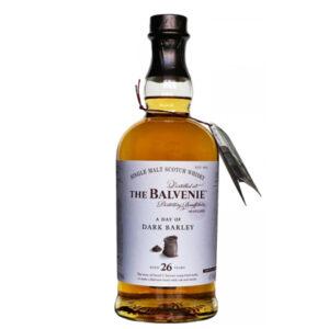 The Balvenie 26 year old 'A day of Dark Barley' Single Malt Scotch Whisky 700ml