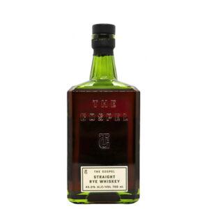 The Gospel Straight Australian Rye Whiskey 700ml
