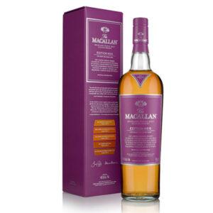 The Macallan Edition No 5 Single Malt Scotch Whisky 700ml