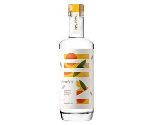 Threefold Aromatic Gin 500ml