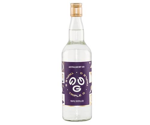 Triple G Gin Australian Dry Gin 700ml