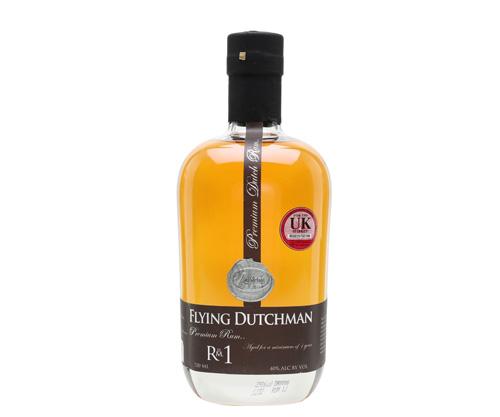 Zuidam Flying Dutchman No 1 Dark Rum 700ml