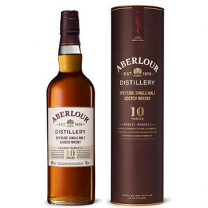 Aberlour Forest Reserve 10 Year Old Single Malt Scotch Whisky 700ml