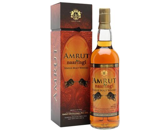 Amrut Naarangi Single Malt Indian Whisky 700ml