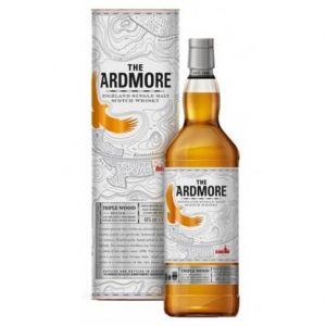 Ardmore The Triple Wood Single Malt Scotch Whisky 1Lt