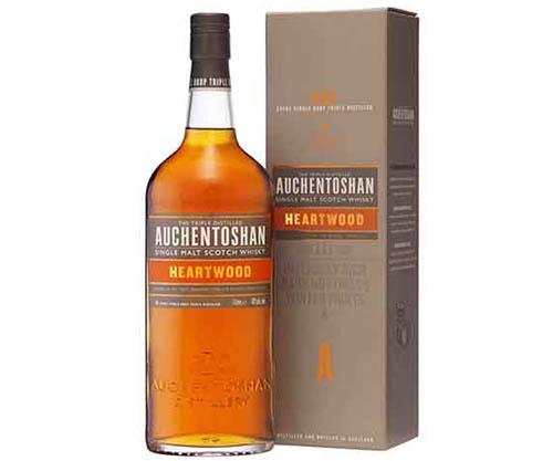 Auchentoshan Heartwood Single Malt Scotch Whisky 1000ml