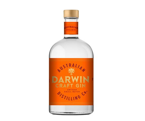 Australian Distilling Co Darwin Craft Gin 700ml