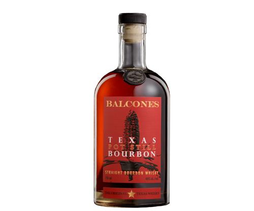 Balcones Texas Pot Still Bourbon Whisky 700ml