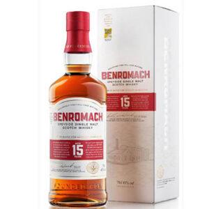 Benromach 15 Year Old Single Malt Scotch Whisky 700ml