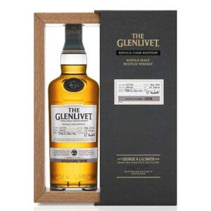 Glenlivet Single Cask Perth 18 Year Old Single Malt Scotch Whisky 700ml
