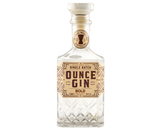 Imperial Measures Ounce Gin Bold 700ml
