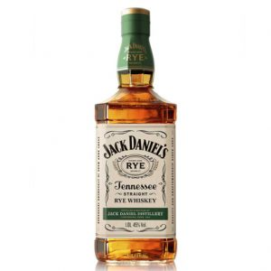 Jack Daniel's Tennessee Straight Rye Whisky With Gift Box 1L