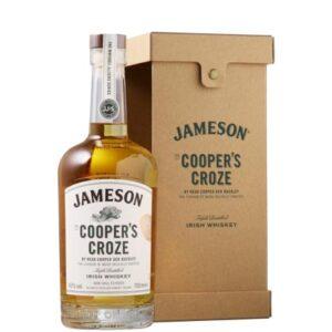 Jameson The Cooper's Croze With Gift Box Irish Whiskey 700mL