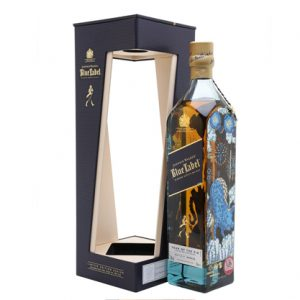 Johnnie Walker Blue Label Zodiac Collection Year Of The Pig Blended Scotch Whisky 1000ml