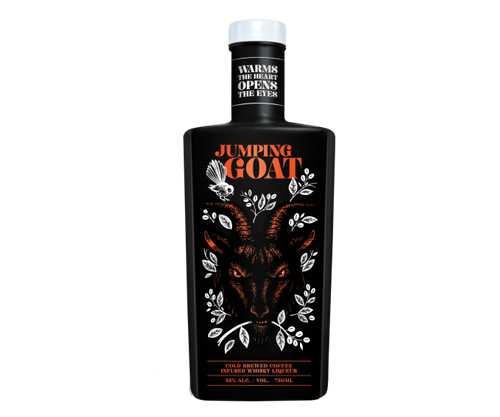 Jumping Goat Coffee Infused Whisky 700ml
