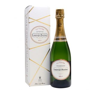 Laurent-Perrier La Cuvee Brut Champagne NV 750mL