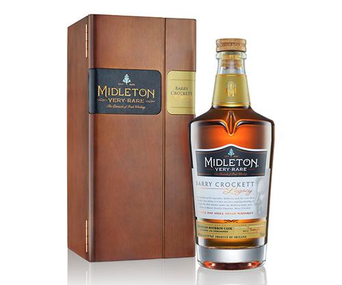 Midleton Barry Crockett Very Rare Legacy Single Pot Still Irish Whiskey 750mL