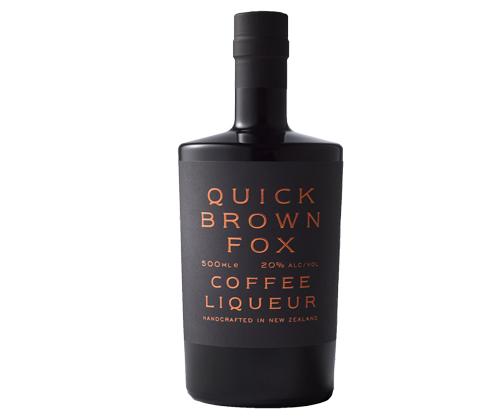 Quick Brown Fox Coffee Liqueur 500ml