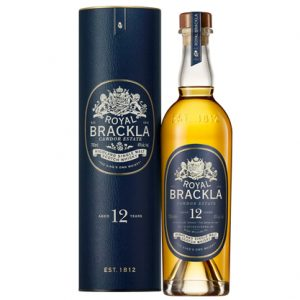 Royal Brackla 12 Year Old Single Malt Scotch Whisky 700ml