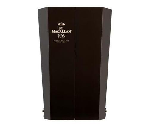 The Macallan No 6 Lalique Decanter Scotch Whisky