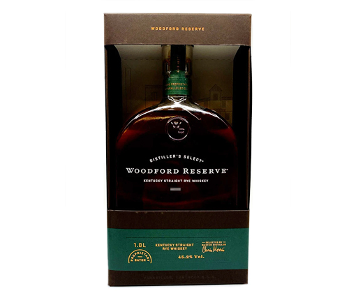Woodford Reserve Kentucky Straight Rye Whiskey With Gift Box 1000ml