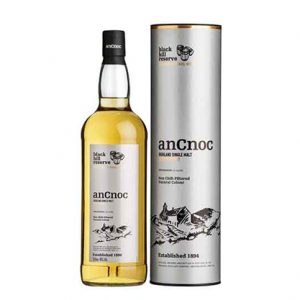 anCnoc Black Hill Reserve Single Malt Scotch Whisky 1000ml