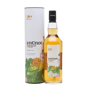 anCnoc Blas Single Malt Scotch Whisky 750ml