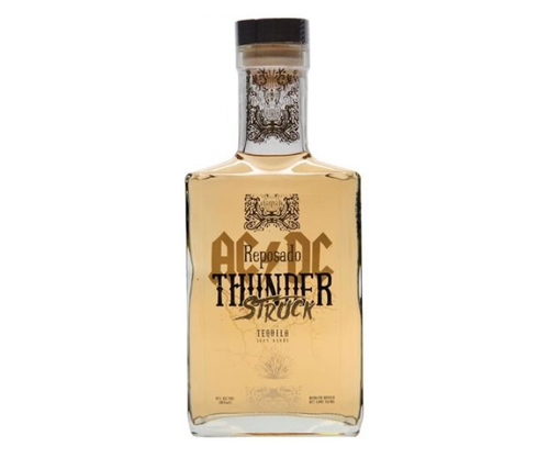 AC/DC Thunderstruck Reposado Tequila 700ml
