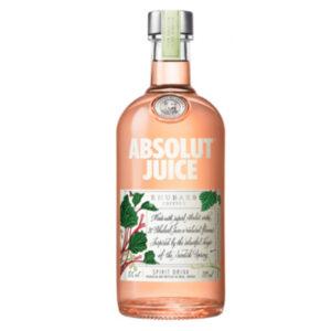 Absolut Rhubarb Juice Edition Vodka 500ml