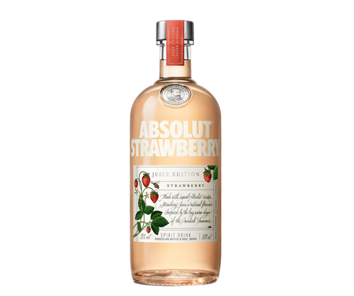 Absolut Strawberry Juice Edition 500ml