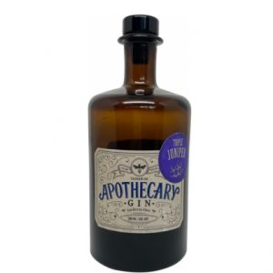 Apothecary Triple Juniper Gin 500ml