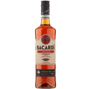 Bacardi Spiced Rum 700ml