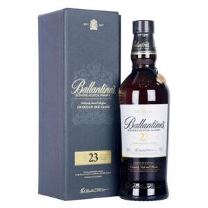 Ballantines 23 Year Old American Oak Casks Blended Scotch Whisky 700ml