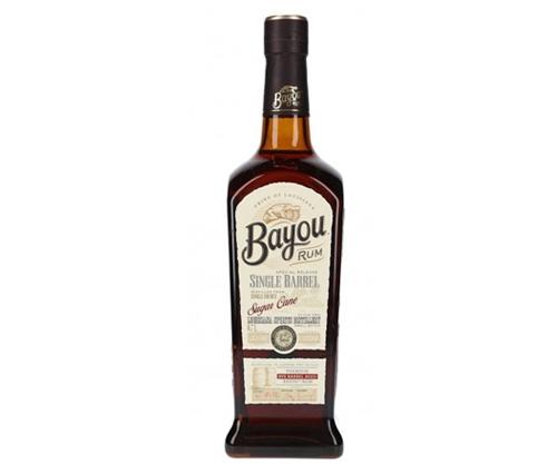 Bayou Rum Single Barrel 700ml