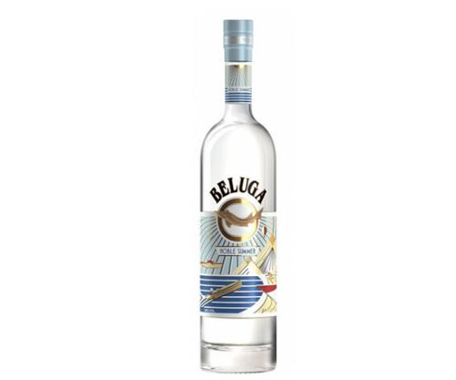 Beluga Summer Label Vodka 700ml