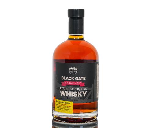 Black Gate Peated Australian Single Malt Whisky 500ml