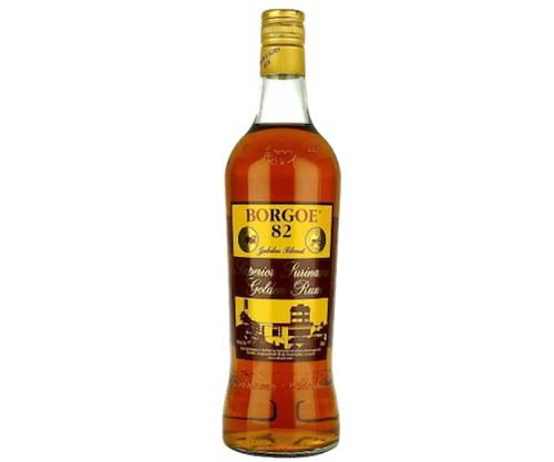 Borgoe 82 Rum 700ml
