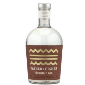Dasher & Fisher Mountain Gin 700ml