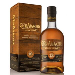 Glenallachie 12 Year Old Pedro Ximenez Wood Single Malt Scotch Whisky 700ml