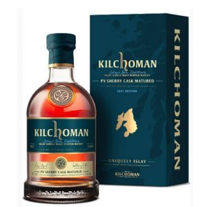 Kilchoman 2021 Px Sherry Cask Matured Single Malt Scotch Whisky 700ml