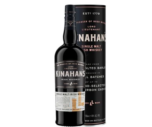 Kinahans Heritage Single Malt Irish Whiskey 700ml